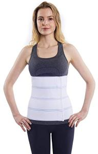 NYOrtho Abdominal Binder and Support Belt, Best Belly Wrap for Diastasis Recti