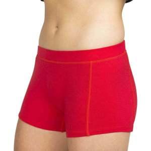 Ridge Merino Wool Women's Ridge Boy Short, best hiking underwear womens