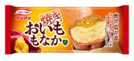丸永製菓焼きおいももなか