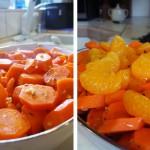 Citrus Cayenne Carrots