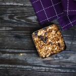 Almond and Honey Granola