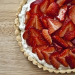 A Strawberry Tart