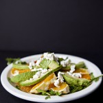 A few updates… and an Avocado, Tangerine, and Feta Salad