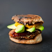 Bacon, Egg, Cheese, Avocado.