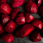 Orange Glazed Braised Beets