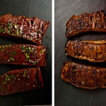 Marinated Flank Steak with Feta and Sun-Dried Tomatoes