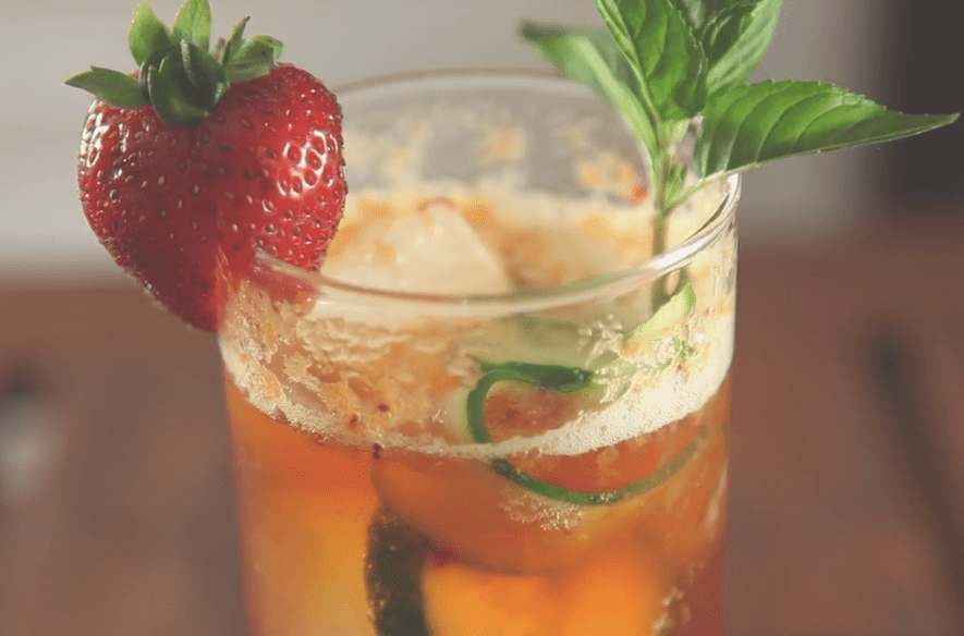 pimm's cup // sweetsonian