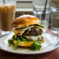 Fave Bougie Burgers in DC: Duke's Grocery