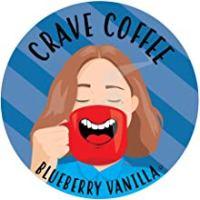 Crave Coffee Blueberry Vanilla