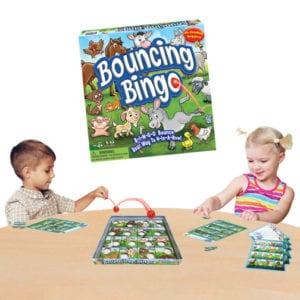 Winning Moves Games - Bouncing Bingo