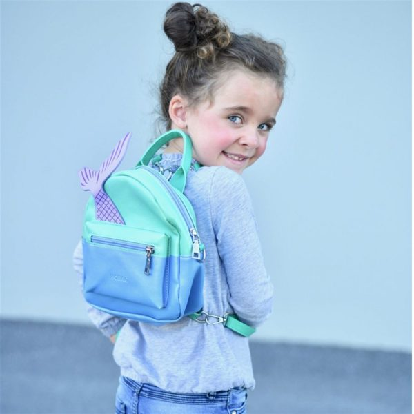 Was $42.99 - Now $29.99 - Two Toned Unicorn & Mermaid Backpack | Free Shipping (10/16 to 10/18)
