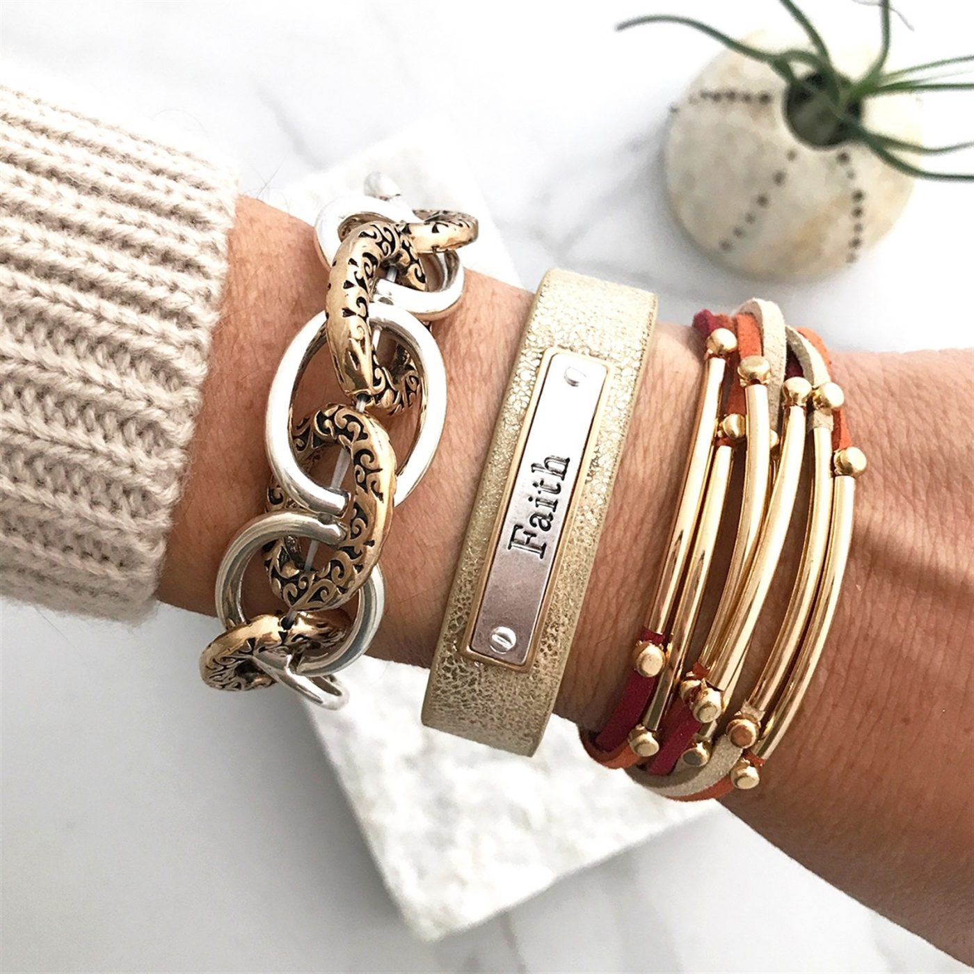 Was $22.99 - Now $12.99 - Fall Bracelet Collection | Free Shipping (10/15 to 10/17)