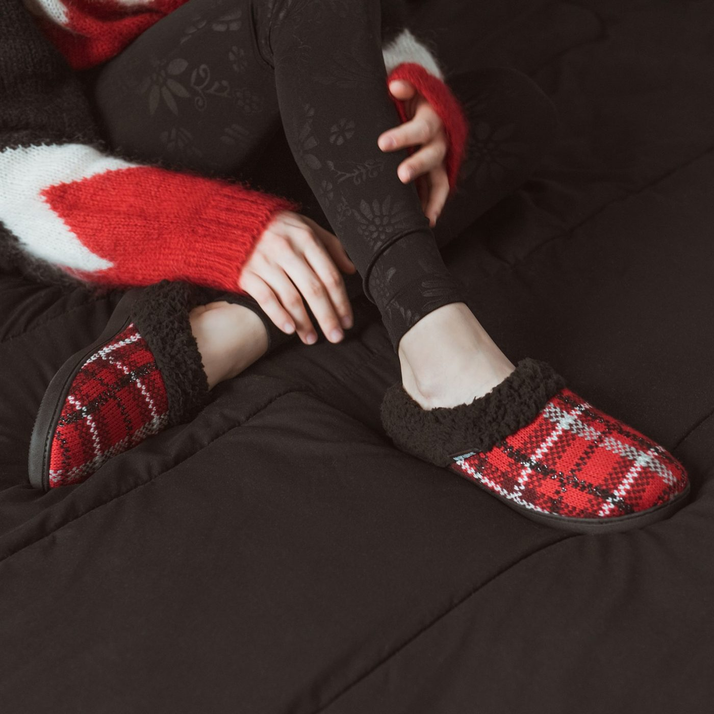 Was $30.00 - Now $19.99 - MUK LUKS Suzanne Slippers   Free Shipping (10/12 to 10/14)