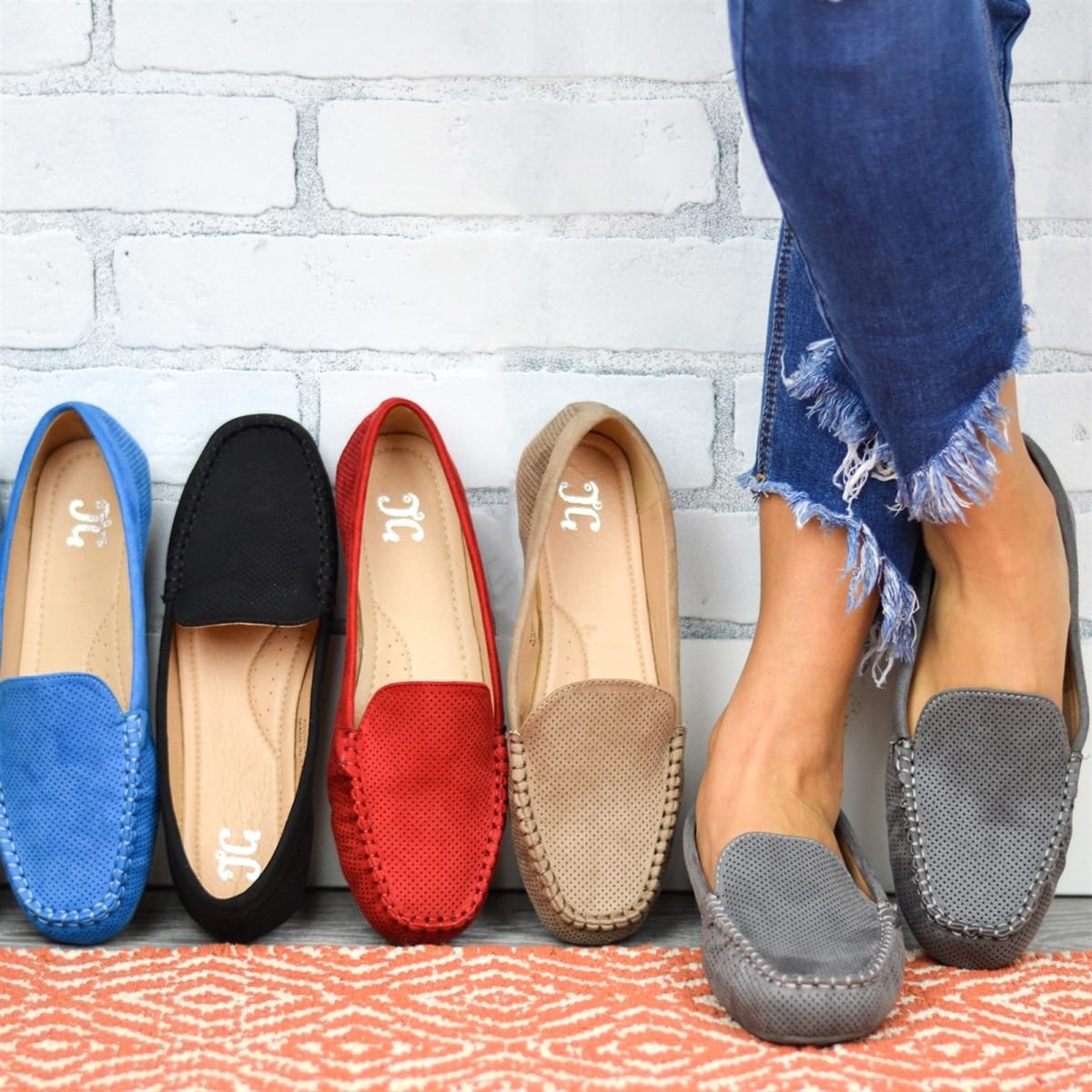 Must-Have Comfort Sole Loafers | Free Shipping