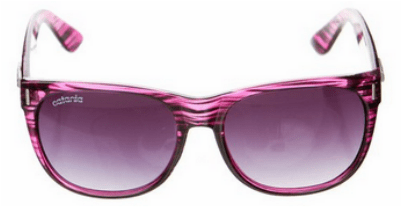 Check Out these Wayfarer Style Sunglasses from the New Season Collection of Catania Occhiali Sunglasses