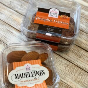 Enter and you could #WIN Limited Edition Pumpkin Madeleines & Fritters from Sugar Bowl Bakery when this #SMGN Gift Guide #Giveaway ends 10/11.