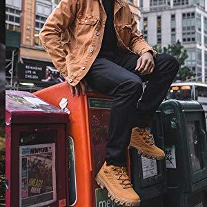 Lugz Men's Dot Com 2.0 Chunky Retro Leather Sneaker