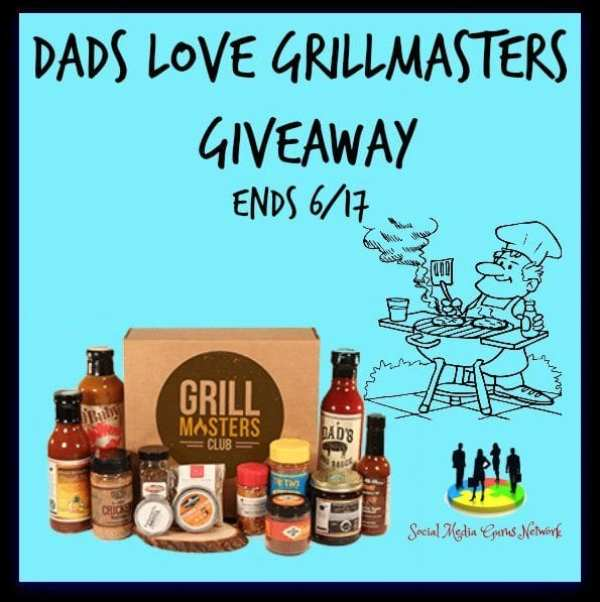 Dads Love Grill Masters Giveaway @SMGurusNetwork