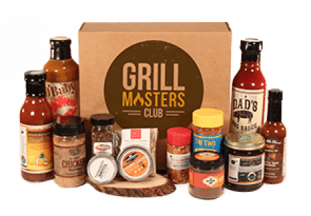 Two winners will each receive a one-month subscription from Grill Masters Club.
