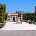 南仏モンペリエへの旅行 Montpellier