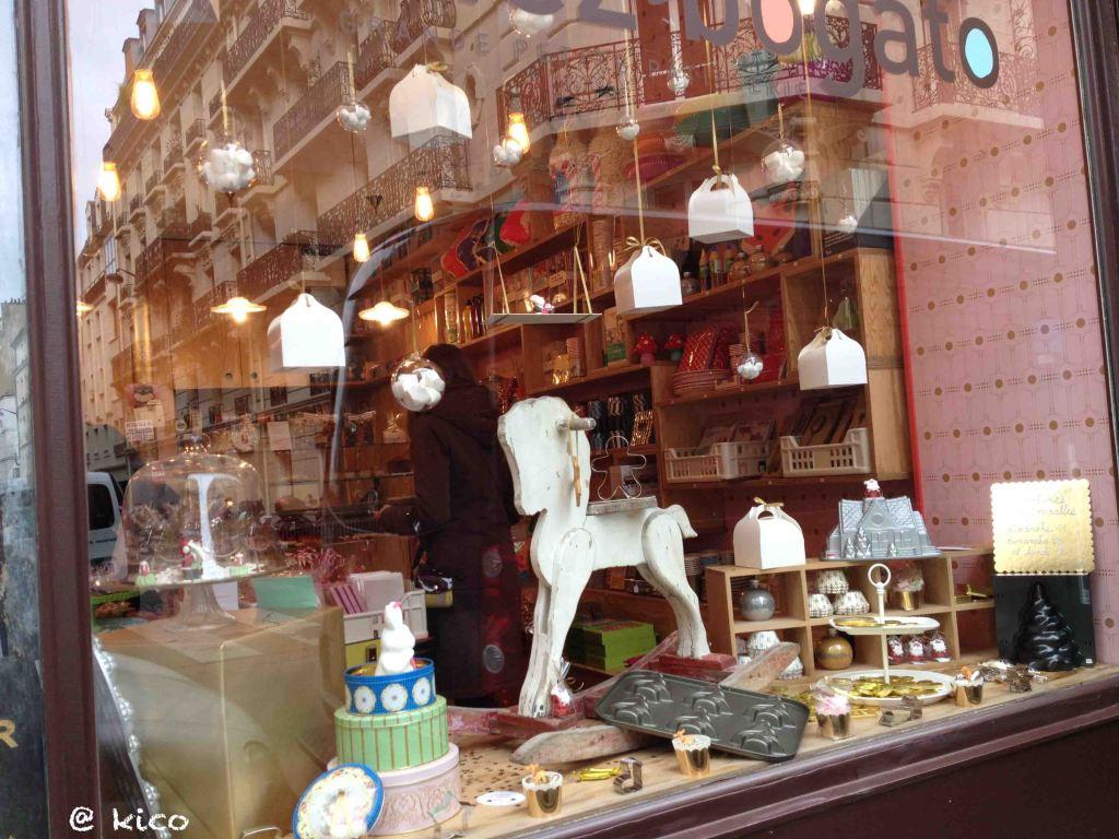 パリで一番かわいいお菓子屋さん*Chezbogato シェボガト パリで一番かわいいお菓子屋さん*Chezbogato シェボガト