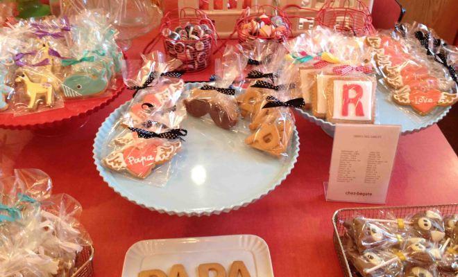 パリで一番かわいいお菓子屋さん*Chezbogato シェボガト