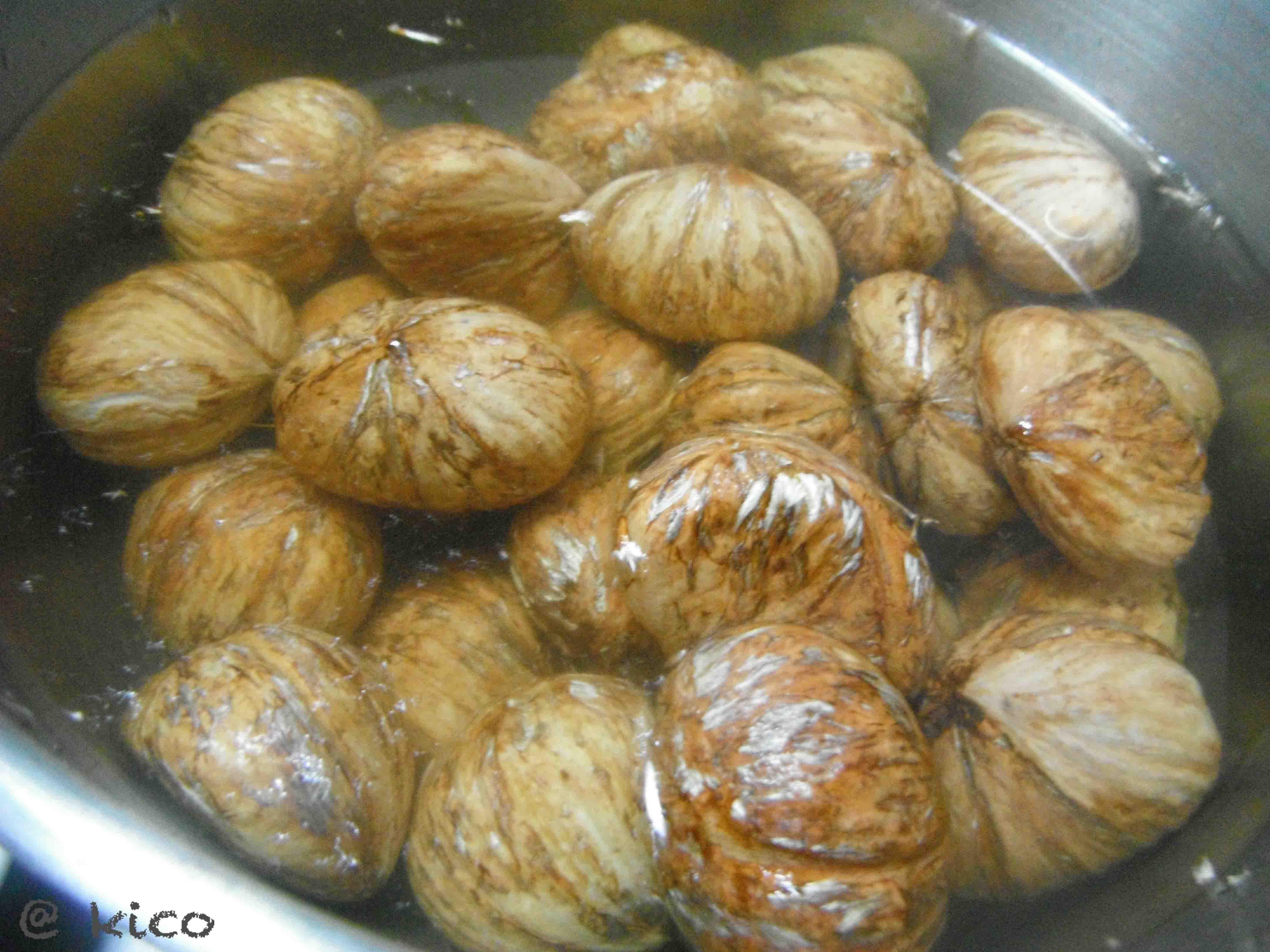 秋に作りたい!手間をかけておいしい栗の渋皮煮のレシピ