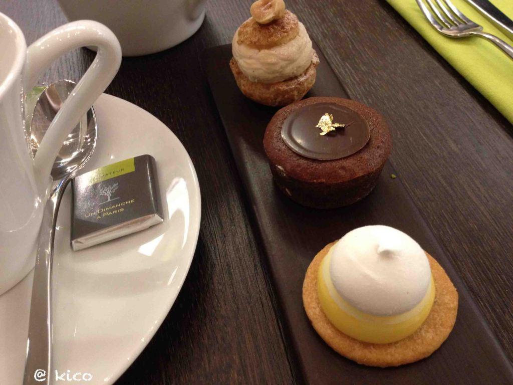1日でパリのお菓子屋さんをめぐる旅サンジェルマンデプレ編