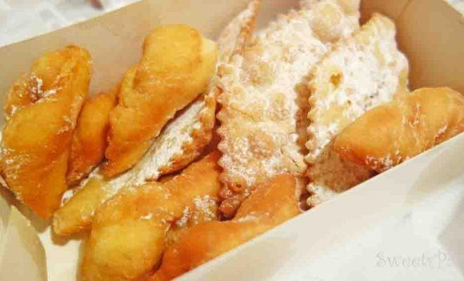 パティスリー・デリスデサンスのビューニュを食べてみたよ|リヨン郷土菓子