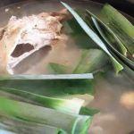 フランスで鶏がらからスープを取ってみた!なんでも作るよ|作りかたを紹介