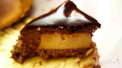 フランスのバレンタイン限定ケーキ|パティスリーDélice des sens