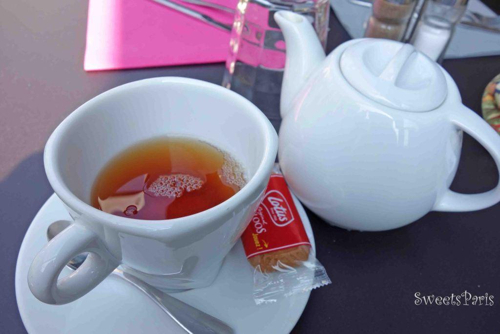 穴場カフェ!ガダーニュ美術館の屋上テラス|リヨン旧市街