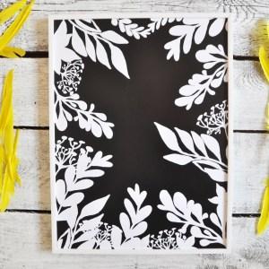 grafika black&white