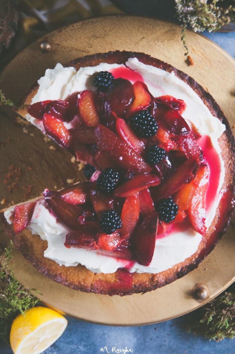 bezglutenowe-ciasto-cytrynowe