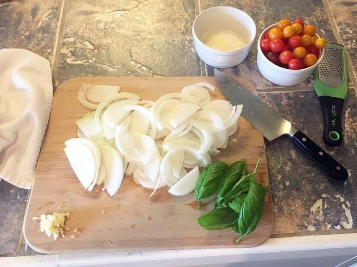 tomato ingredients