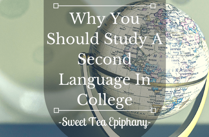 Why You Should Study A Second Language In College