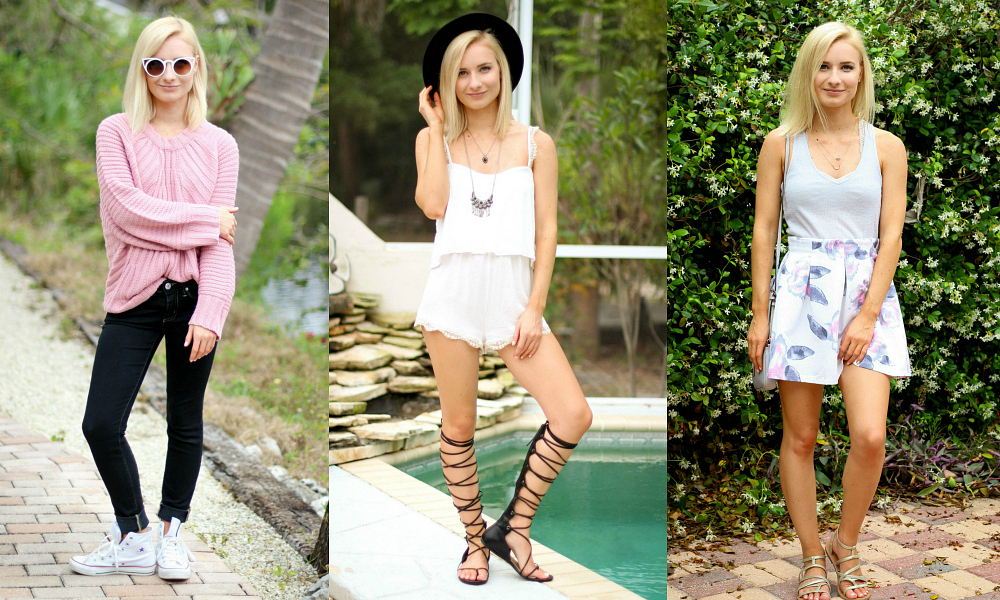 spring outfits with tobi