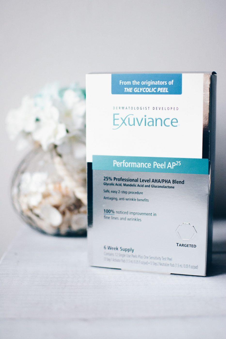 Exuviance Performance Peel