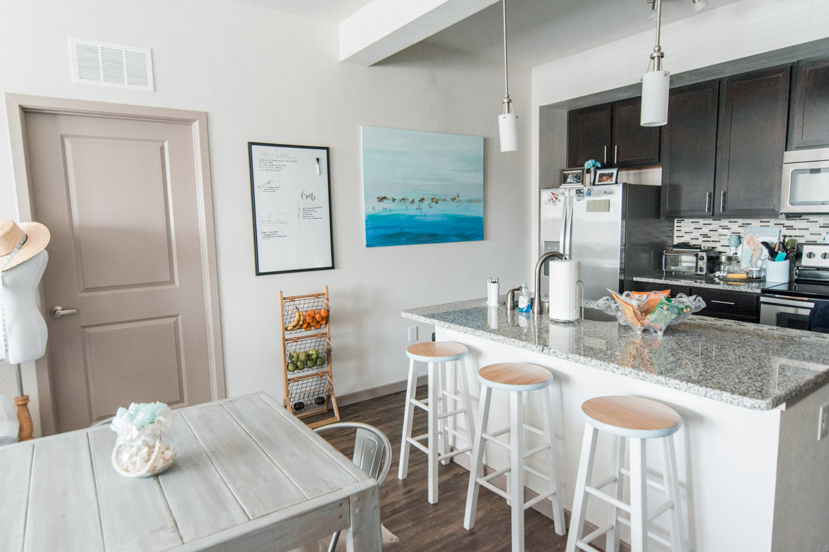 Apartment Reveal - Kitchen & Dining