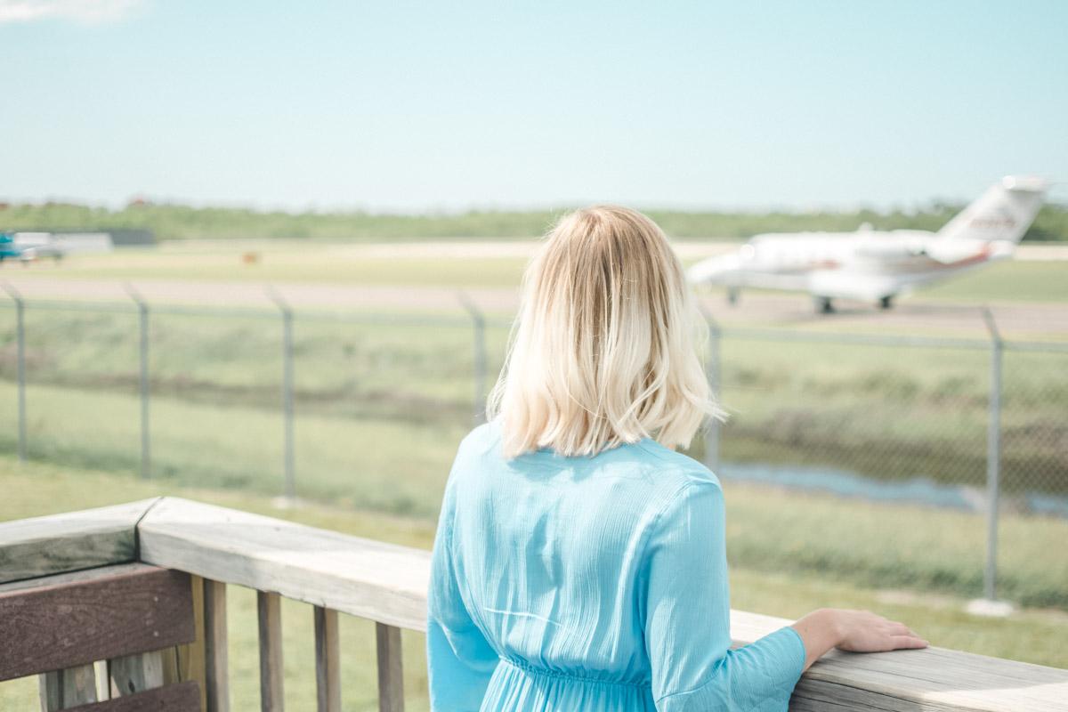 Airport Views - Sweet Teal