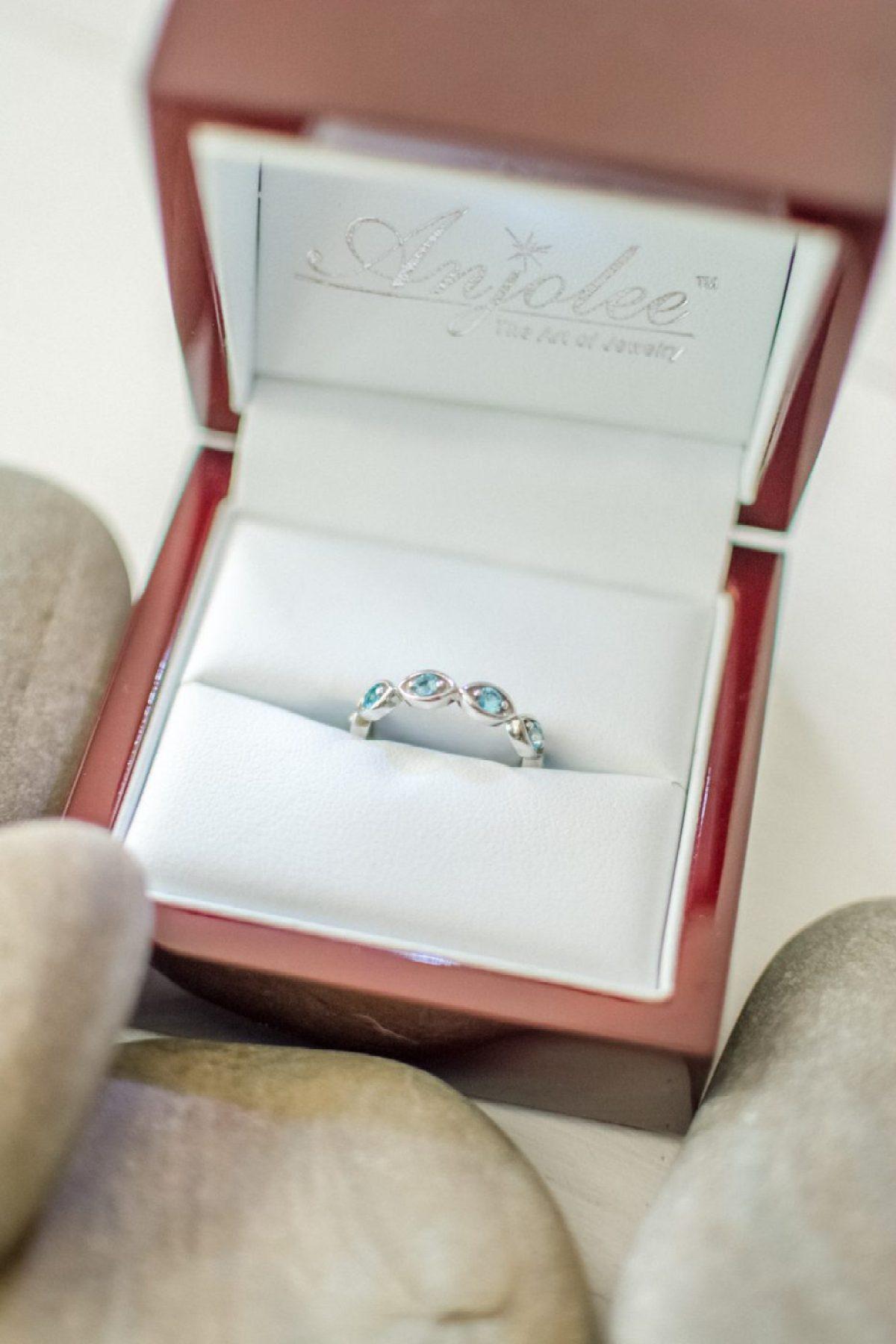 Anjolee Eternity Ring
