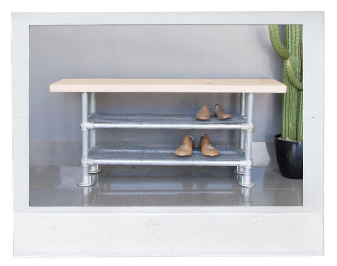 Shoe Storage - Shoe Bench