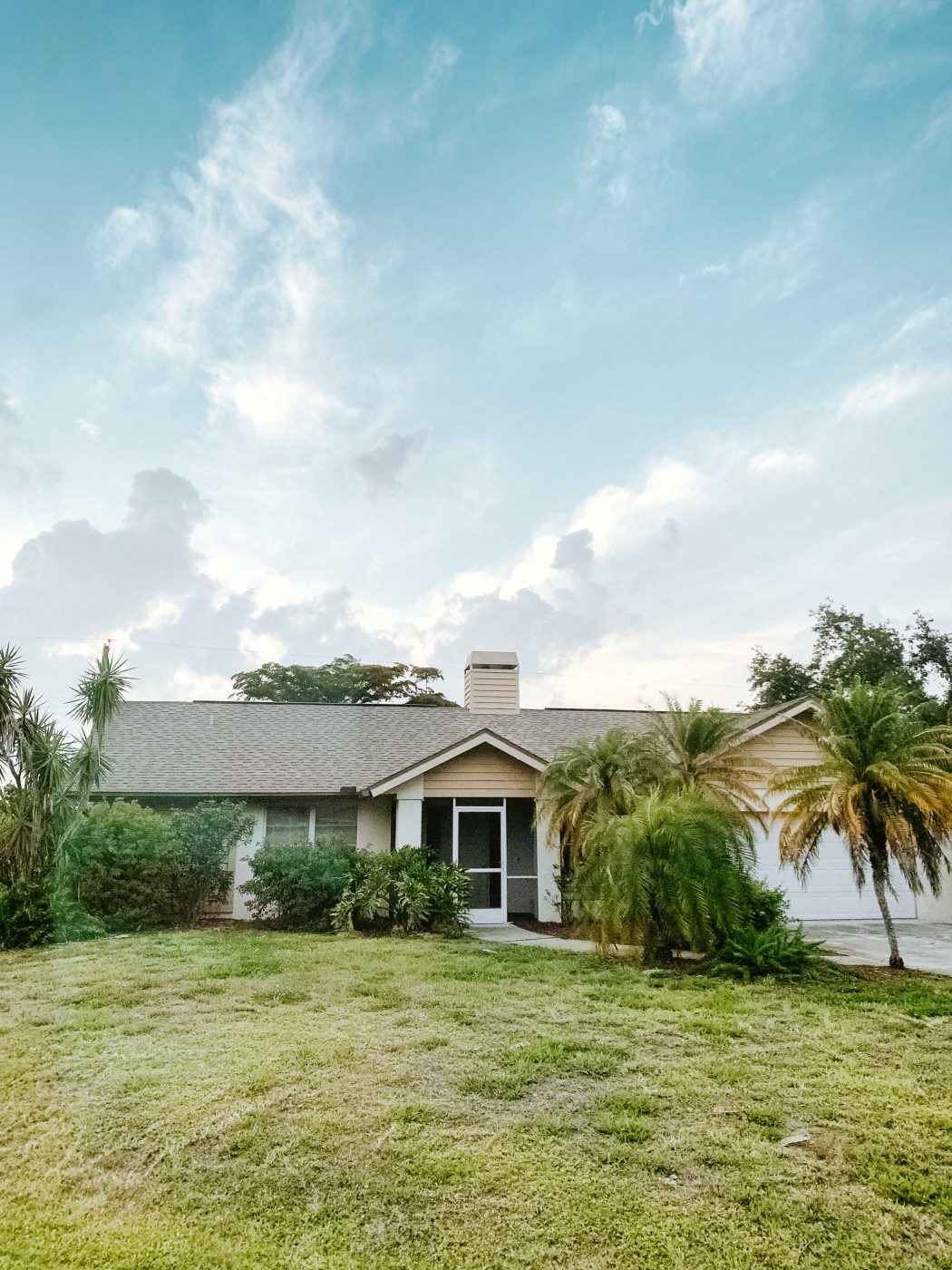 We Bought A House - Sweet Teal