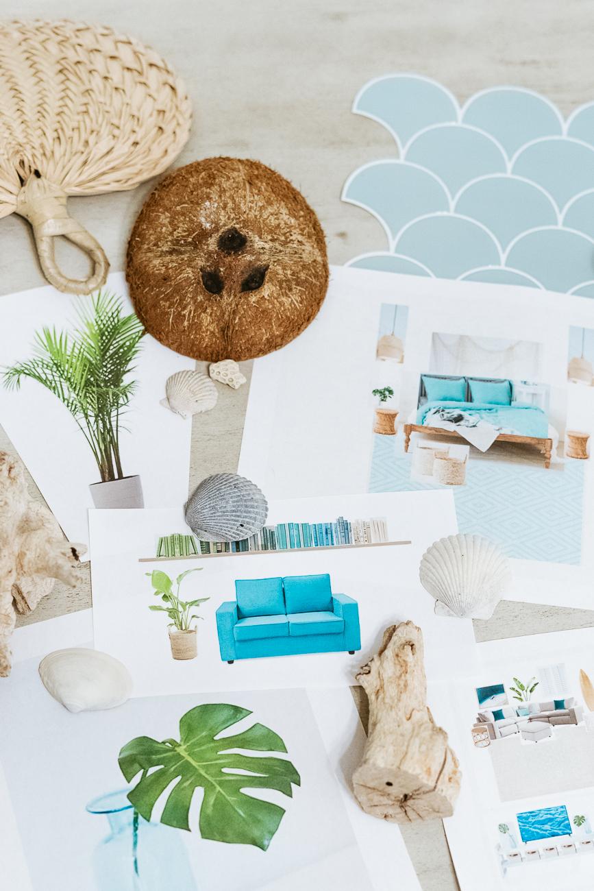 room decorating ideas - bohemian home decor
