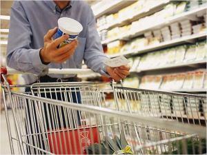 Yogurt-grocery