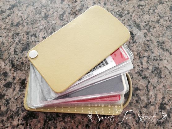 Card organizer2