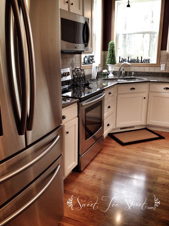 appliances after