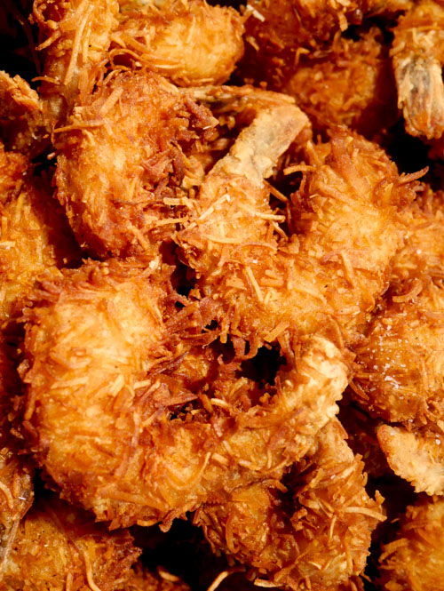 Coconut Shrimp | www.sweetteasweetie.com