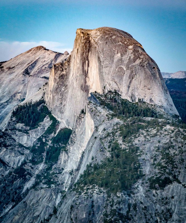 Yosemite's Glacier Point View | www.sweetteasweetie.com