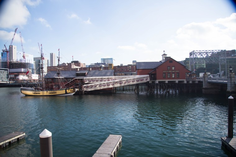 Boston Tea Party Museum | www.sweetteasweetie.com